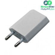 شارژر 5 ولت 1 آمپر با خروجی USB