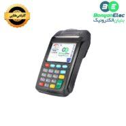 Wireless Mobile Payment Terminal Newpos 7210 پایانه فروشگاهی سیار لمسی مدل 7210
